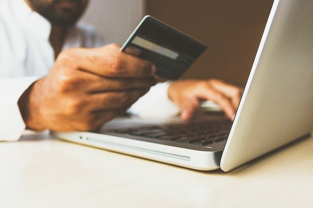 Point-of-sale systems: pay online
