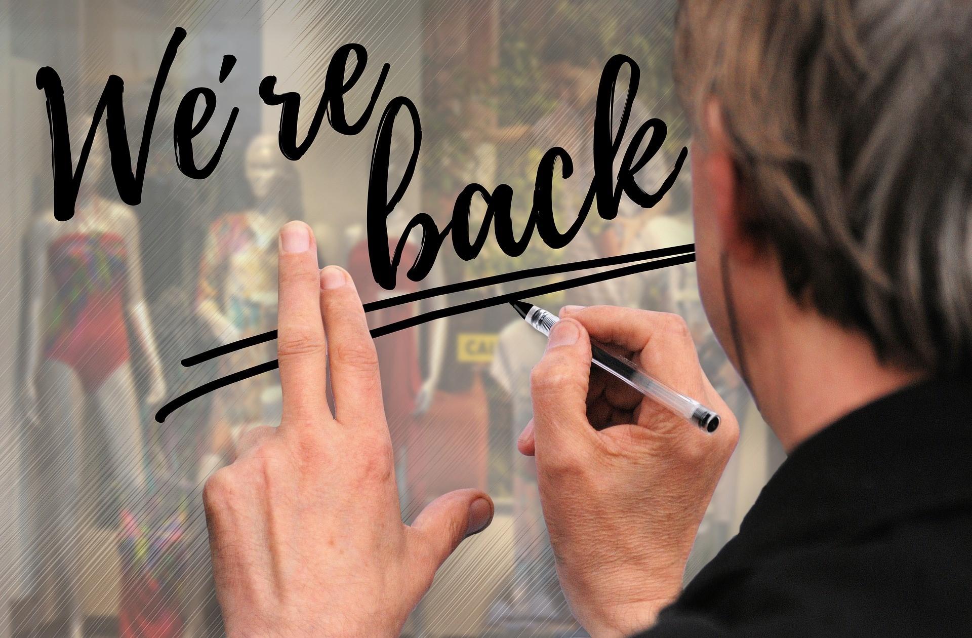 NFIB-Survey: We will back image